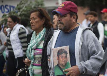 Los casos de desaparición forzada en México, al nivel de Siria