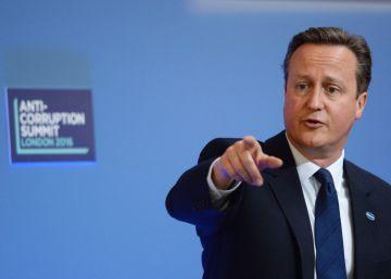 Cameron anuncia medidas contra el blanqueo de dinero en Reino Unido