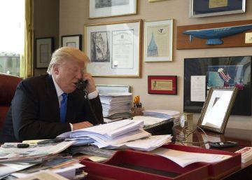 Trump topa con los recelos de la cúpula republicana