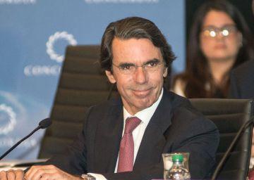 Aznar cuestiona la política de apertura de EE UU hacia Cuba