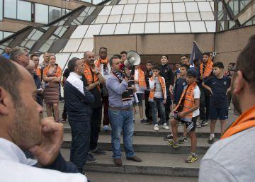 Molenbeek quiere ser de Primera