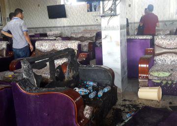 16 mortos em um atentado num café, sede de uma torcida do Real Madrid no Iraque