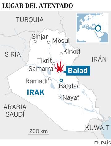 El ISIS golpea a una peña madridista en una ciudad chií en Irak