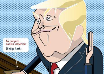 Trump, la segunda conjura contra América