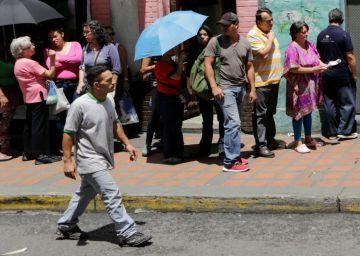 Venezuela em ruínas