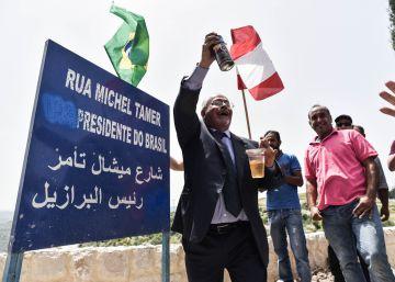 La aldea de la que salieron sus padres rinde homenaje al presidente de Brasil