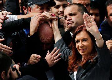 Un juez procesa por primera vez a Cristina Fernández de Kirchner