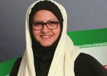 Los ultras intentan anular la elección de una diputada en Irán