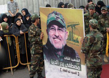 Hezbolá acusa a rebeldes yihadistas de la muerte de su comandante en Siria