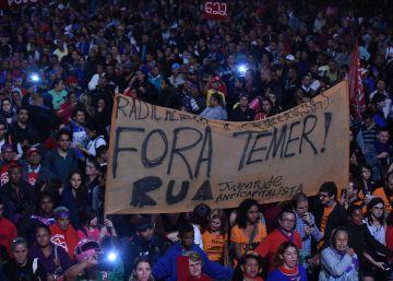 El PT brasileño se resigna a pasar a una oposición traumática