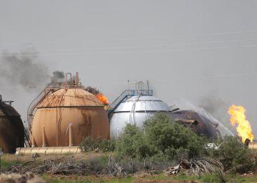 Al menos 14 muertos y 21 heridos en un ataque contra una planta de gas en Irak