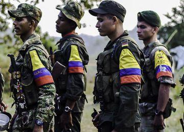Las FARC se comprometen a sacar a los menores de edad de sus campamentos
