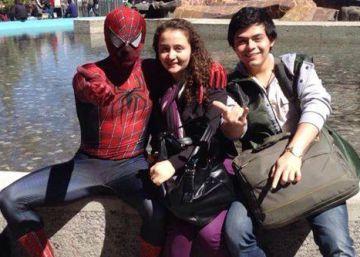Solo en la UNAM: Spiderman enseña lenguajes de programación