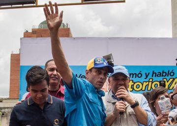 Oposição venezuelana aposta nas ruas para enfrentar o chavismo