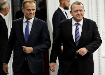 "Tusk, sobre Boris Johnson: es ""absurdo"" comparar a la UE con Hitler"