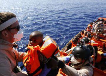 El 'modus operandi' de los traficantes de migrantes