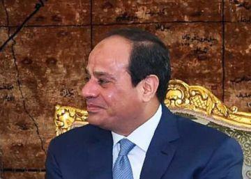 El presidente de Egipto se ofrece a mediar entre israelíes y palestinos