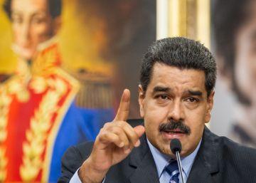 Maduro amenaza con demandar a los promotores del referéndum en su contra