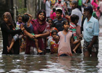 150 desaparecidos en Sri Lanka tras deslizamientos por las lluvias
