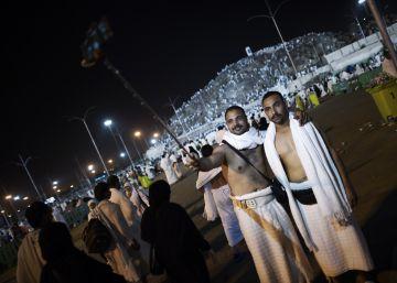 Los peregrinos iraníes a La Meca, víctimas de la hostilidad Riad-Teherán