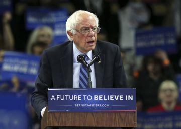 Sanders mantiene el pulso a Clinton tras ganar en Oregon