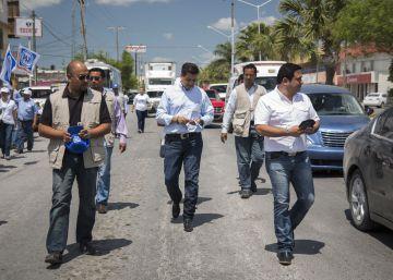 La guerra sucia marca las campañas locales en México