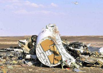 Siete meses negros para la aviación egipcia