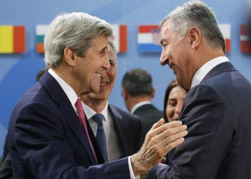 La OTAN incorpora a Montenegro en medio de la tensión con Rusia