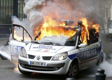 Francia prohíbe manifestaciones por la violencia contra la policía