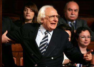 Marco Pannella, luchador radical por los derechos civiles en Italia