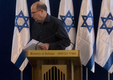 Dimite el ministro de Defensa israelí por el giro a la ultraderecha