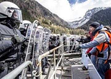 Austria-Italia, la nueva frontera caliente de la crisis migratoria