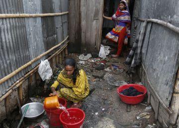 Bangladesh evacúa a dos millones de personas por el acercamiento de un ciclón