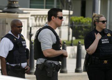 Bloqueados los accesos a la Casa Blanca tras un tiroteo en las inmediaciones