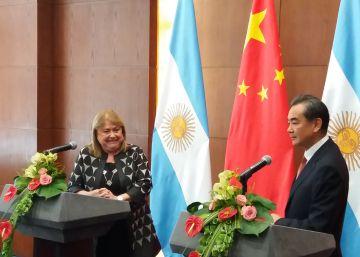 La canciller argentina se postula para la secretaría general de la ONU