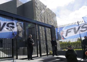 La justicia argentina avanza sobre el mausoleo de Néstor Kirchner