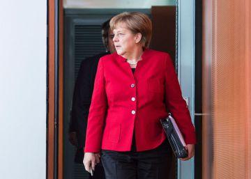 Merkel acota la cultura de la bienvenida alemana