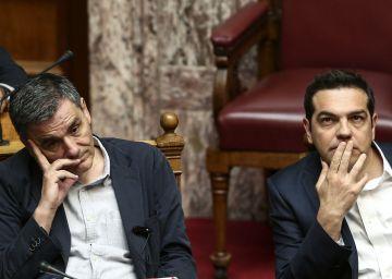 Grecia vota el último ajuste necesario para que el Eurogrupo desbloquee nuevos fondos de ayuda