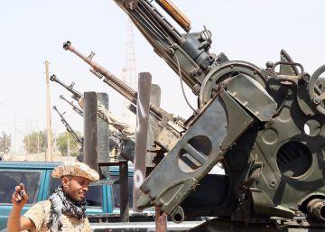 Occidente duda sobre el rearme de las milicias Libias