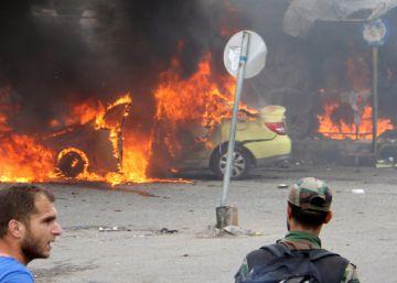 Vários atentados do Estado Islâmico deixam uma centena de mortos na Síria
