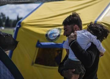 """""""Hay muchos Osman en el campo de refugiados de Idomeni"""""""
