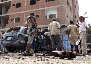Más de 40 muertos en un doble atentado del ISIS en Yemen