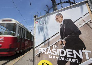 La ultraderecha pierde por la mínima en las elecciones presidenciales austriacas