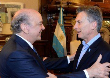 El canciller de Temer logra en Buenos Aires el apoyo de Macri