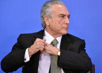 El Parlamento de Brasil aprueba la propuesta de déficit de Temer