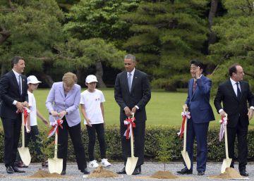 Nacionalismo y economía, el cóctel de la cumbre del G7 en Japón