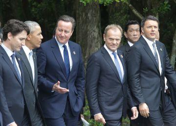 El fantasma de Trump planea sobre el G7