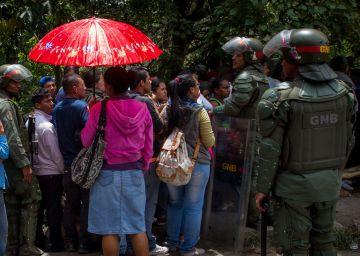 """Rivera: """"En Venezuela he visto una situación humanitaria muy difícil"""""""