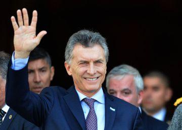 Macri declara o dinheiro nas Bahamas e prepara uma anistia