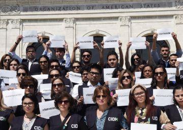 La CIDH teme que los Estados aprovechen su crisis de fondos para controlarla
